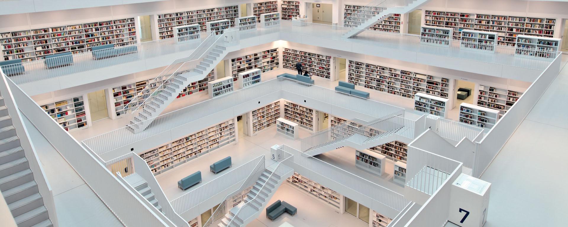 图书馆项目