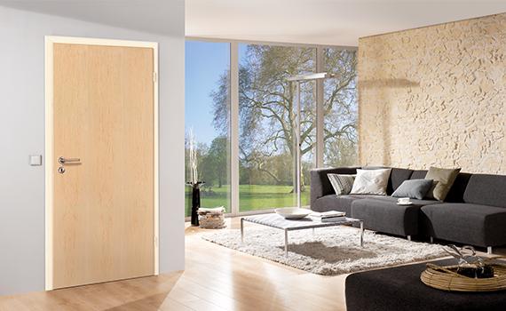 如何选购一樘理想的室内门?