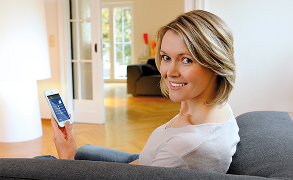 智能家居 – 用手机遥控车库门