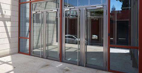 钢质型材门及隔断钢质型材门 H70