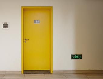 钢质公寓户门