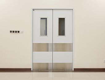 钢质自由门