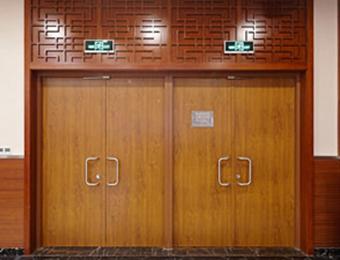 钢质公寓门