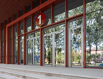 Steel Tubular Doors and Partition Wall System