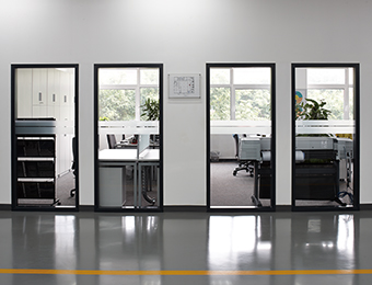 Glass Doors and Partition Wall System