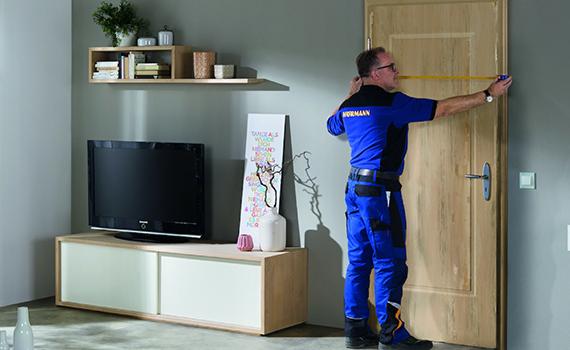 家庭装修,室内门尺寸怎么定?