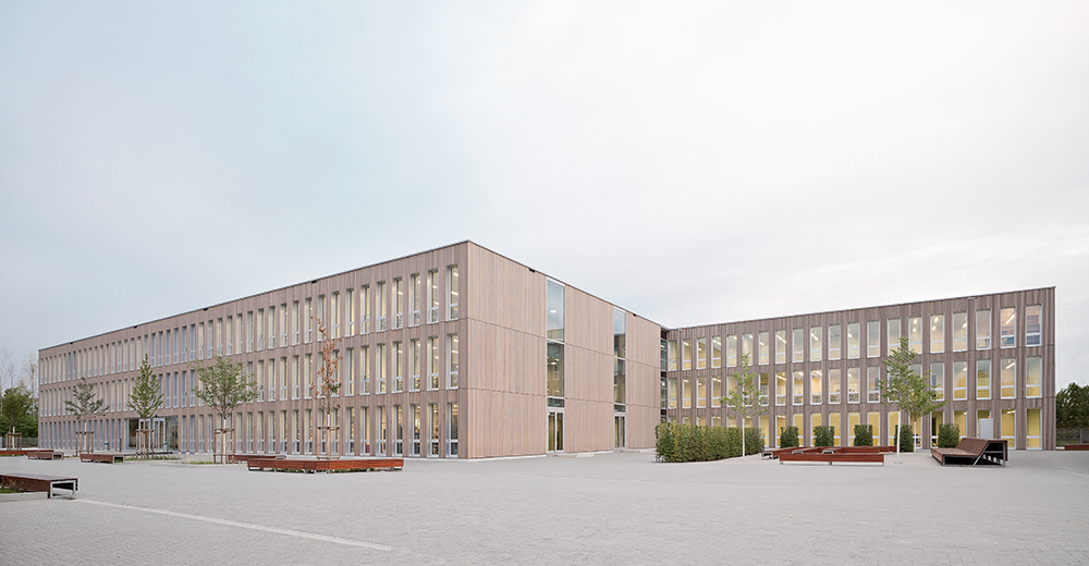 德国法兰克福中学