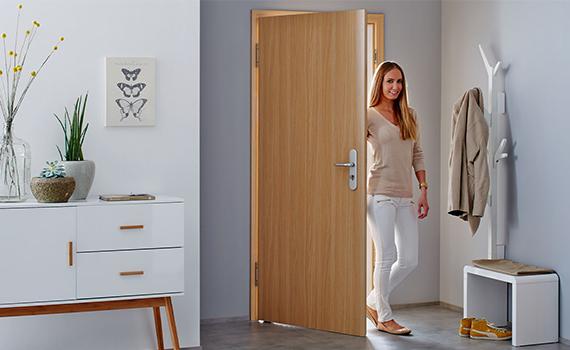 购买公寓入户门时应注意哪些特性?