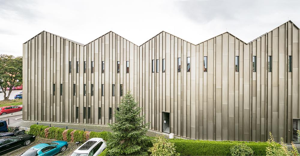 德国埃斯林根的学院大楼
