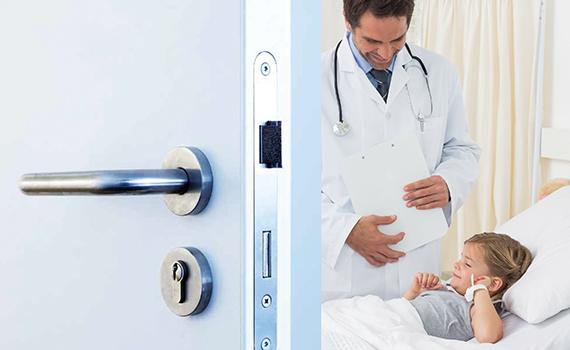 霍曼门类产品在医疗卫生领域的应用 (一)