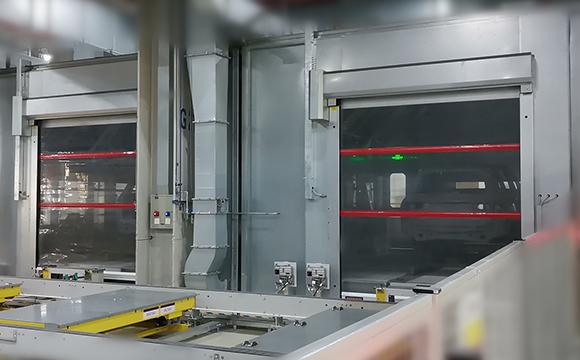 霍曼新品-设备防护门 V 5030 MSL