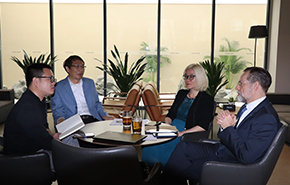 专访|一位德国企业家眼里的长沙和中国经济
