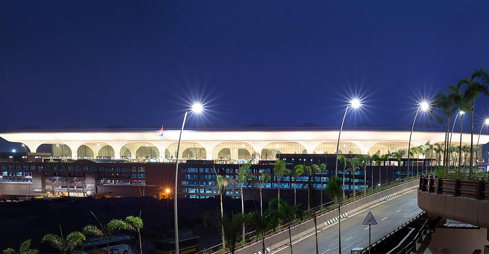 开启印度之门:孟买贾特拉帕蒂·希瓦吉国际机场2号航站楼