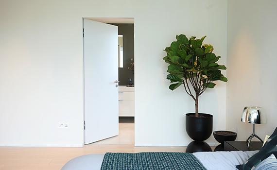 德国霍曼告诉您,如何选择厨房和卫生间区域用门?