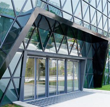 钢质型材门