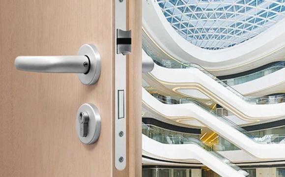 霍曼新品-Blueline 蓝图系列钢质室内门
